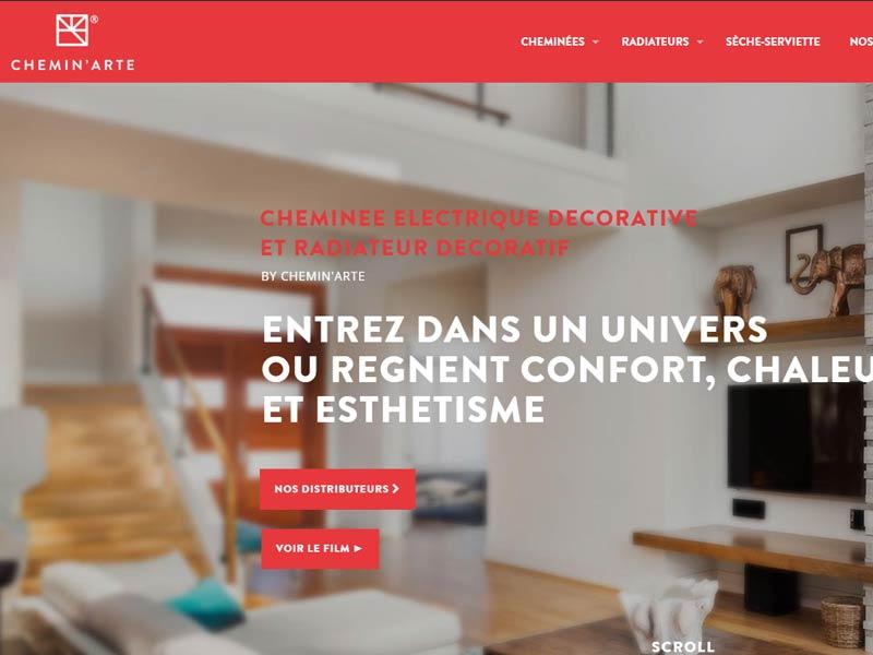 Show Room Cheminée électrique à Grenoble