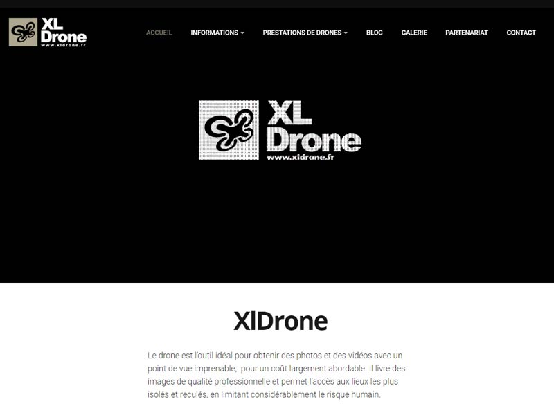 XL DRONE – PRESTATIONS DRONES GRENOBLE