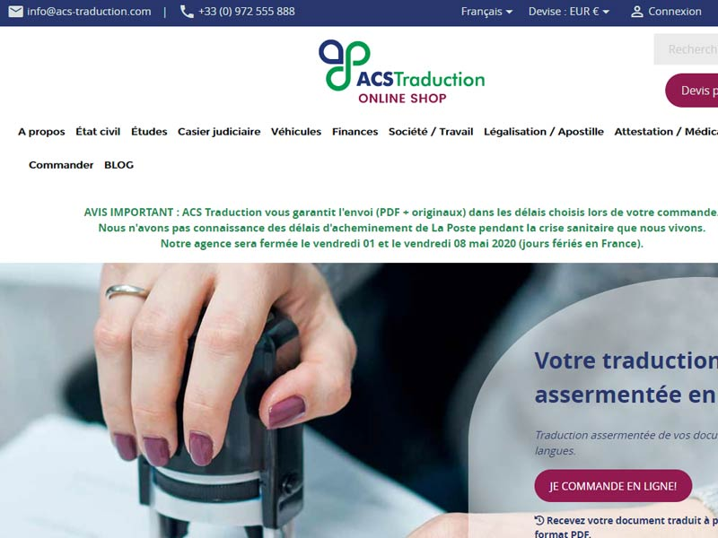 acs-traduction
