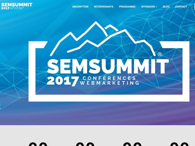 SEM SUMMIT: l'événement de l'année en webmarketing en Isère