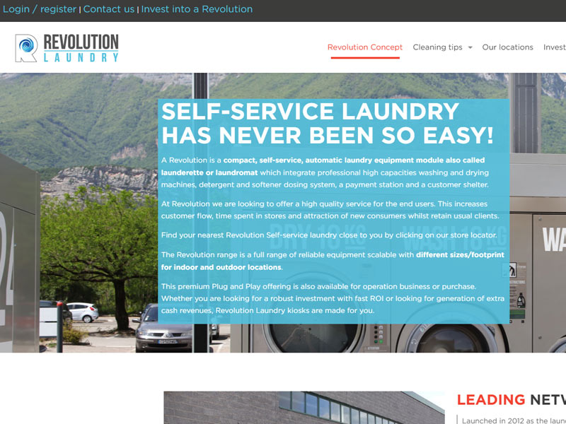 self-service-laundry